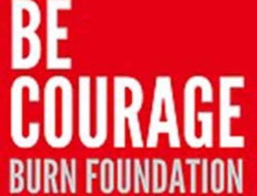 """Upper Elementary Raised for """"Be Courage"""""""
