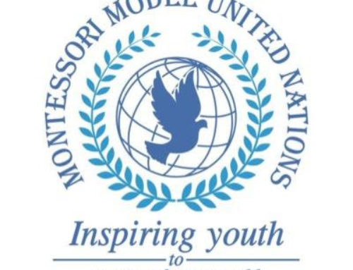 Watch our SQMS students live at the closing ceremony of the Montessori Model United Nations Conference